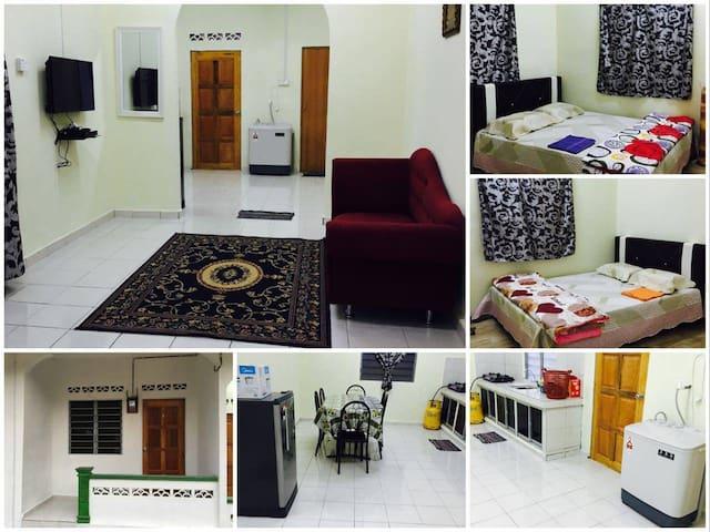 Sharifah Homestay - Masjid Tanah - House