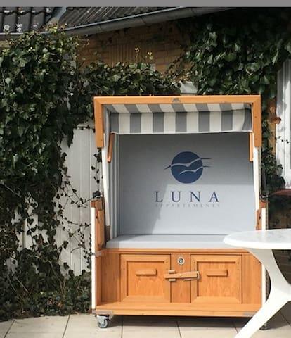 Haus Luna I Wohnung 1 - Sankt Peter-Ording - Apartemen
