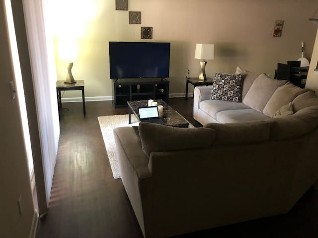 My cozy apartment