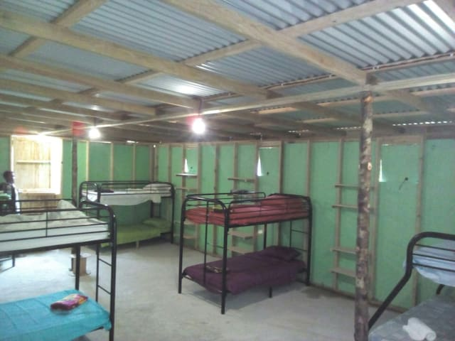 Bed in mixed shared dormitory - Rosalie