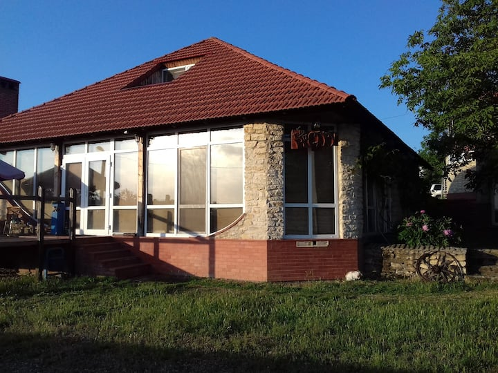 Wonderful Villa on the Nistru River (Eco Lux Room)