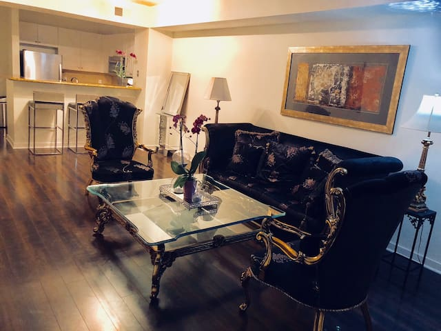 Private Room Luxury Townhouse Downtown San Diego