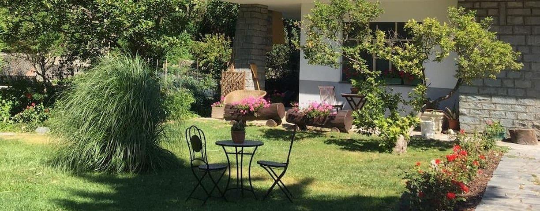 Chez Margot - Casa nel verde a Chatillon (AO)
