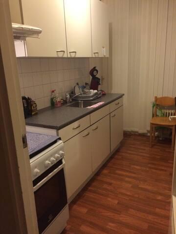 Nice appartement in Rivierenwijk - Deventer - Apto. en complejo residencial