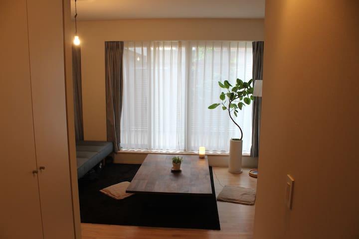 GOOD DESIGN AWARD ROOM @KAGURAZAKA - Shinjyuku - Apartment