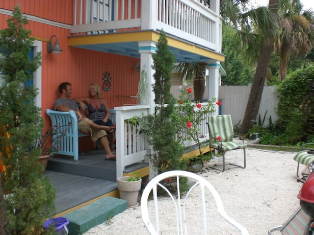 Key Lime Condo - Tybee Island - Apartment