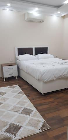 Superior Double Room, peaceful area!