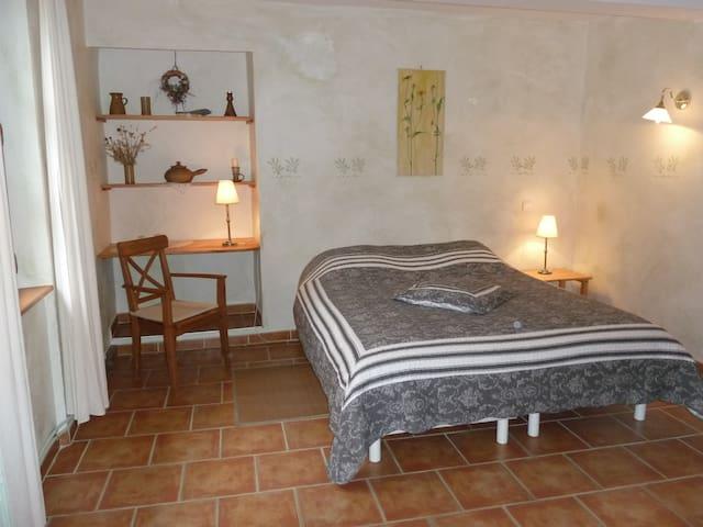 La Bastide du Claus Vitaverde - chambre Lure