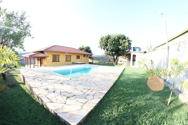 Casa de descanso - Brumadinho - บ้าน