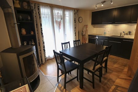 Appartement Val Neige n°12, (Les Diablerets), 2-bedroom apartment, 60m², 4 persons