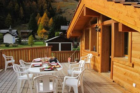 Chalet Cuicui.ch Val d'Anniviers Suisse - Ayer