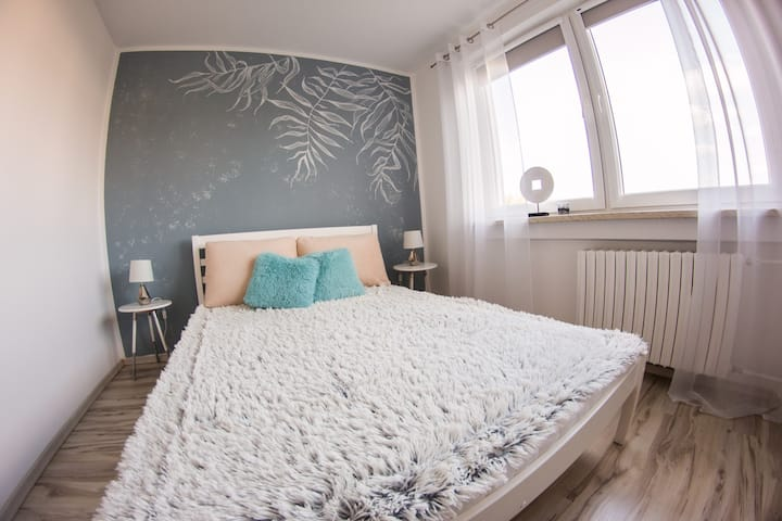 apartament nad jeziorem Mrągowo