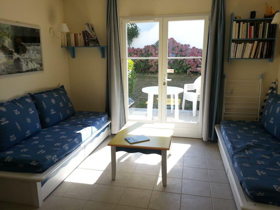 Salon-séjour