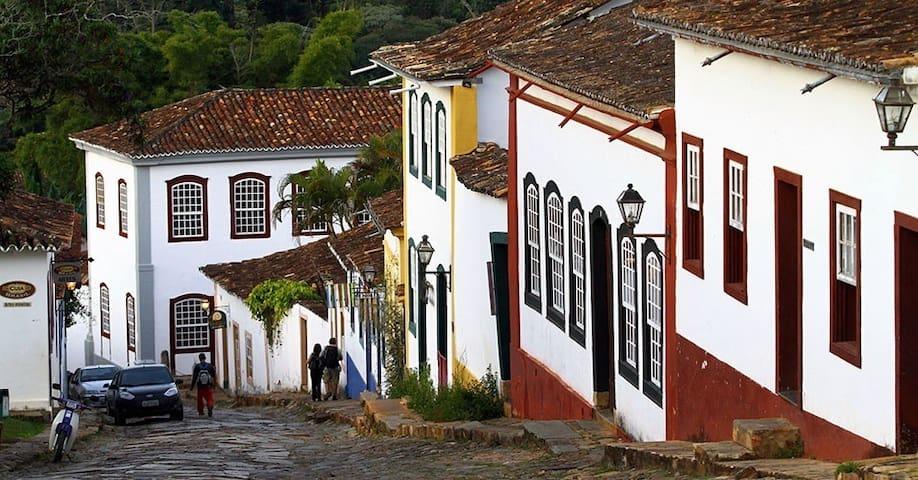 Casa Camara - Tiradentes - บ้าน