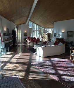 Herrschaftliche Loftwohnung 200 qm - Grünwald - 公寓