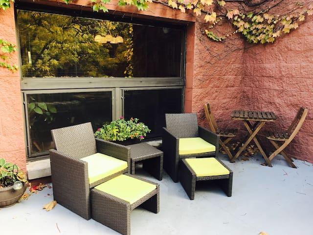 Cozy Downtown Loft - Springfield - Apartemen