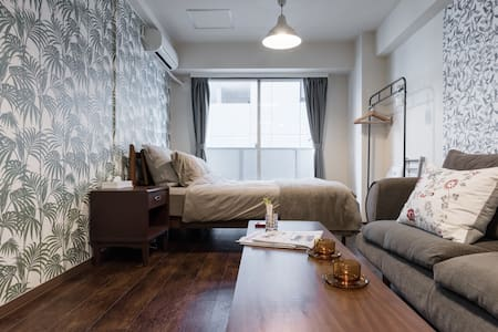 Stylish flat!! 6min Shinjuku Sta. - 日本, 東京都 新宿駅 - 公寓