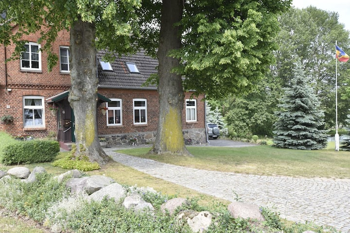 Beautiful Apartment in Gerdshagen with Barbecue