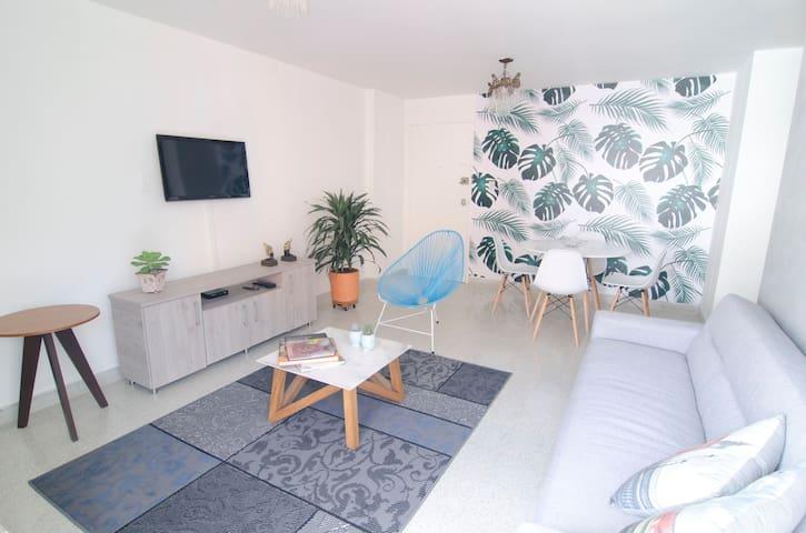 Apartamento en mejor ubicación Parque del  Poblado