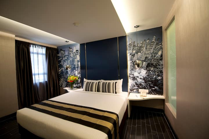 Hotel Suites in the City #5