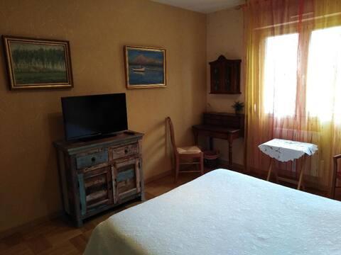 Pâquis's bedroom