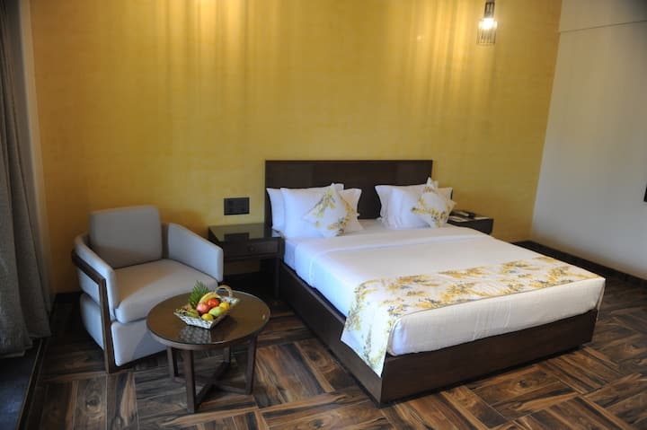 Safe & Hygienic Stay | Room In A Boutique Hotel