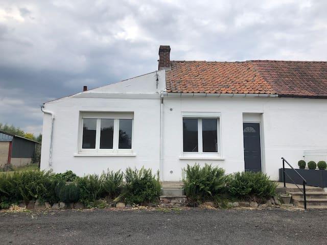 maison de mon enfance renovee