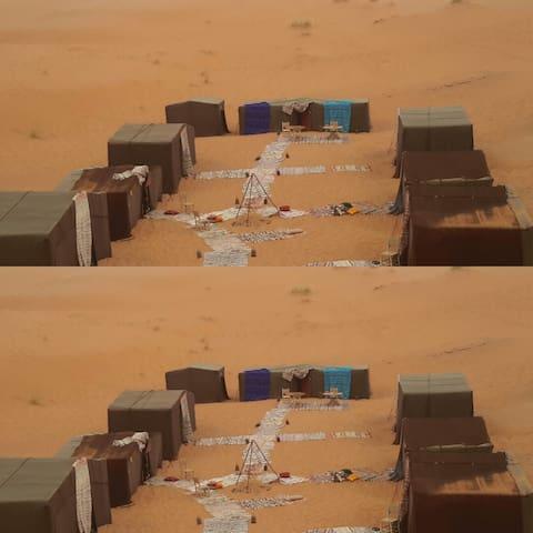 Marocco Camp Nomade life - Merzouga - Tenda