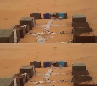 Marocco Camp Nomade life - Merzouga