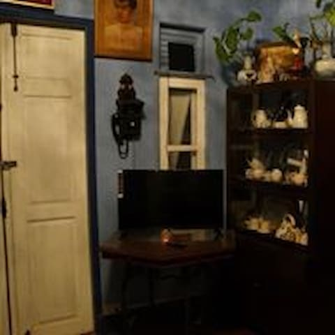 Friday Living Room