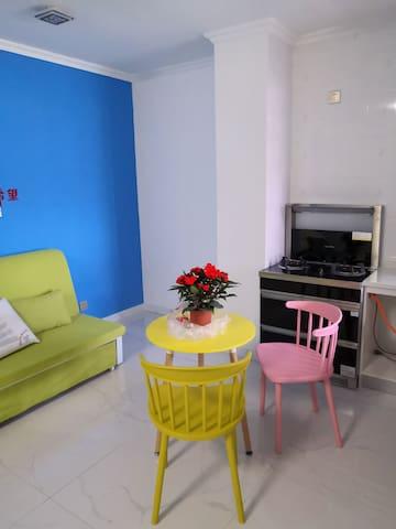 美居精品大床房