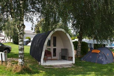 Knus huisje met prachtig uitzicht - Groesbeek - Bed & Breakfast