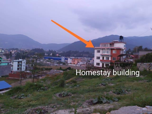 Homestay at kathmandu at reasonable price