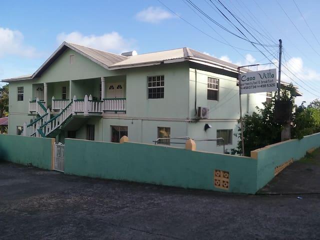 Casa Villa - Kingstown - Aamiaismajoitus
