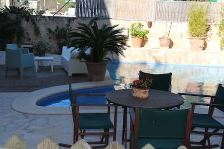 Manor restored Mallorca style - Binissalem - Ev