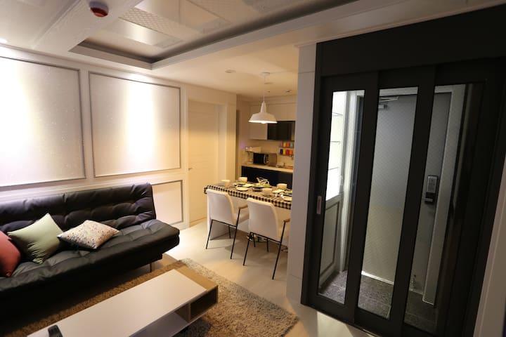 홍대, 연남동, 성산동 게스트하우스Hongdae, Yeonamdong guesthouse - Mapo-gu - Apartamento