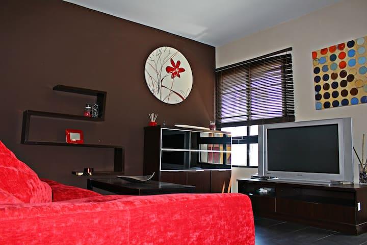 Habitación Privada 1 o 2 personas - Córdoba - Apartamento