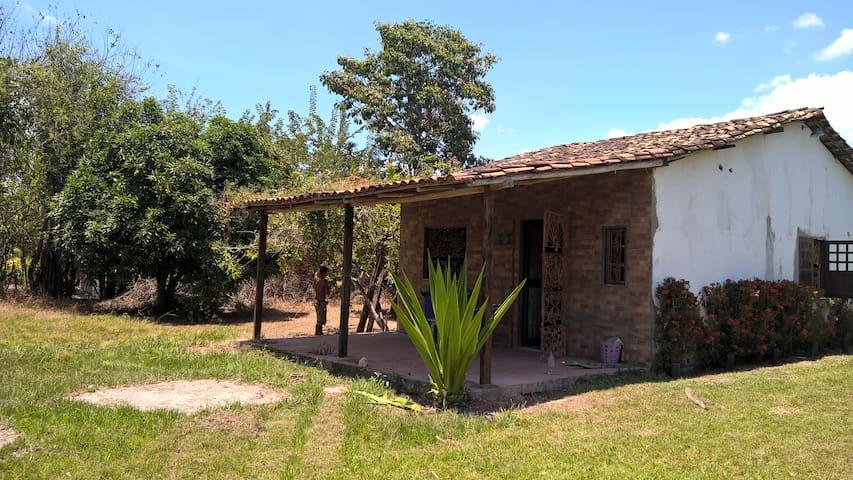 Casa em Pirajuía - Beira mar - Jaguaripe - Casa