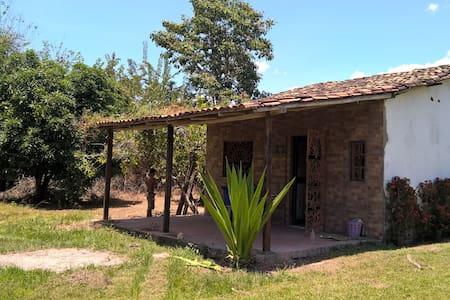Casa em Pirajuía - Beira mar - Jaguaripe