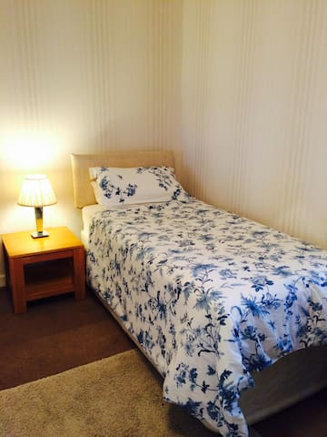 Single room avalable with shared bathroom x 2 - Musselburgh - Andet