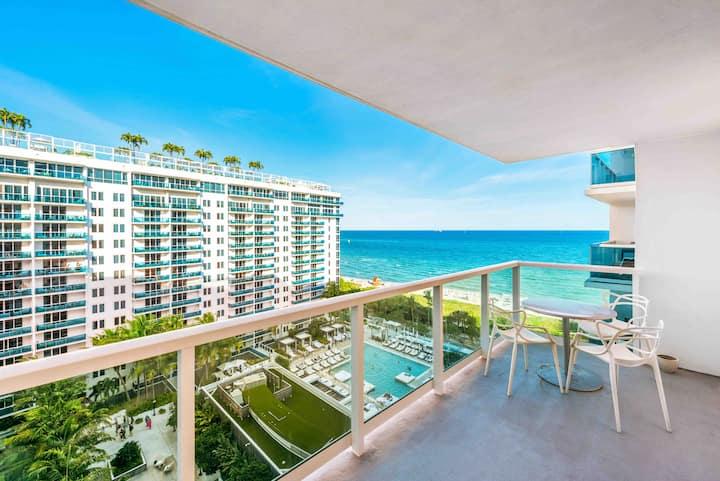1 Bed Ocean View Luxury Resort