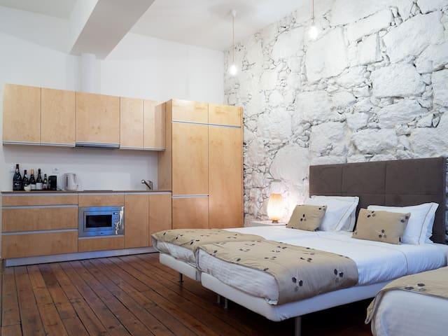 Apartamento I -Delux Cama Dupla-Bemyguest Viseu