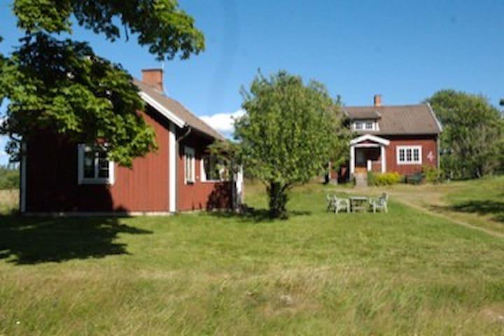 Tiveden/Unden/Semesterparadis - Karlsborg - Huis