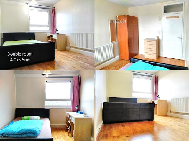 Central high life double room B