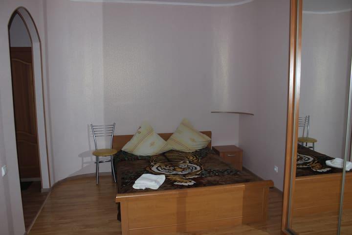 Квартира в центре - пр. Новгородский, Архангельск