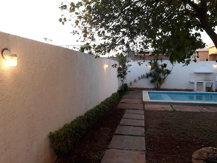 MiniDepa wifi y piscina en Excelente Zona Norte