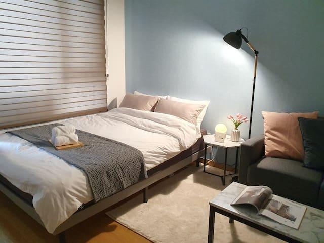 [ANN'S HOUSE 1] #동천 1월23일~29일사이에 3박이상 장기계실분구해요DC