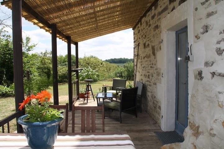 """French rural cottage """"La Noyeraie"""""""