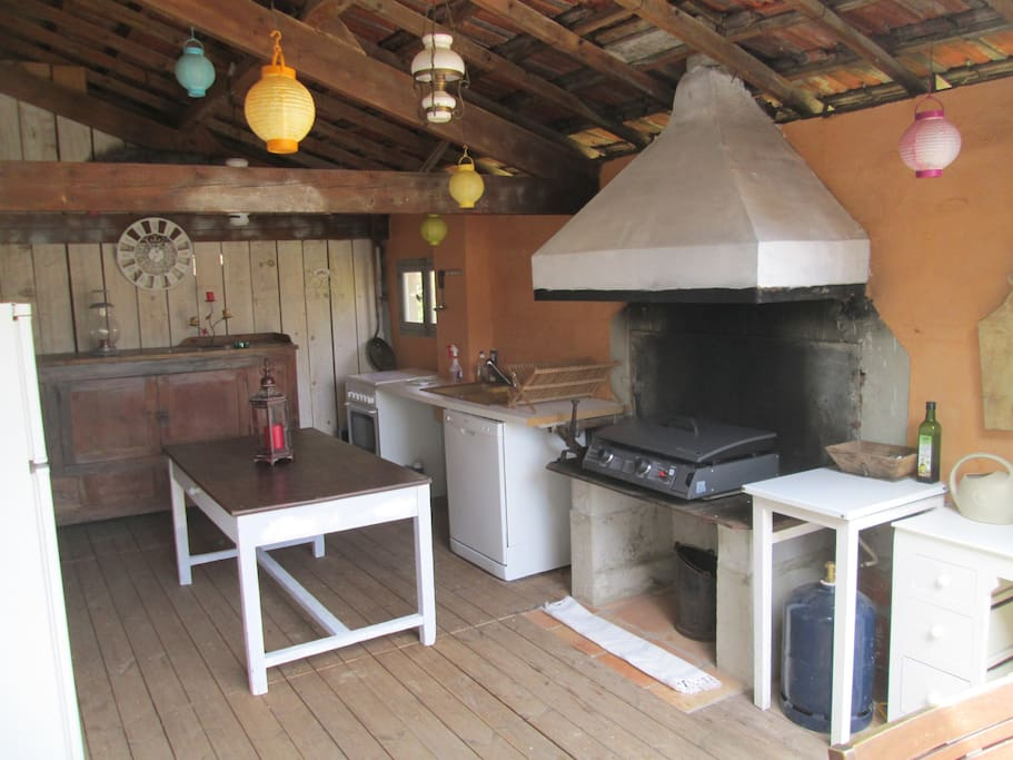 La cuisine d'été