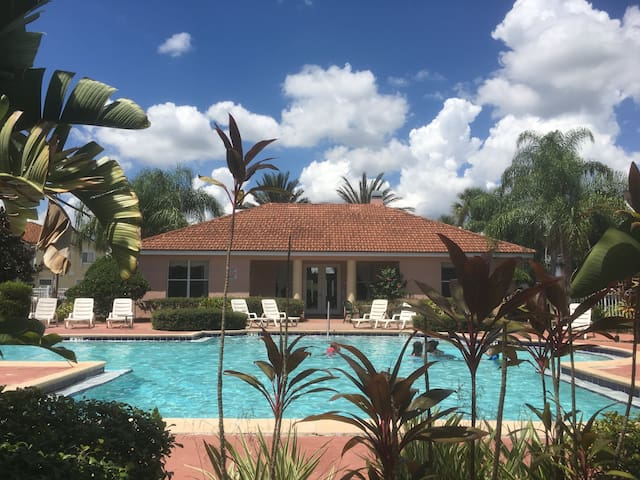 Delightful Family Home and Gated Resort